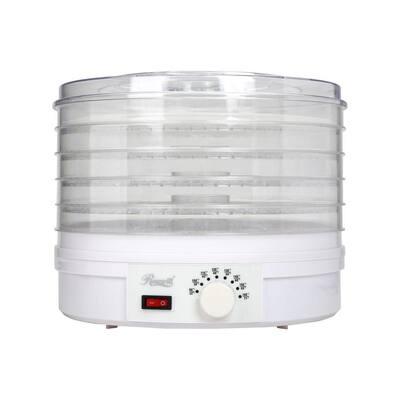 5-Tray White Food Dehydrator