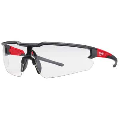 Safety Glasses with Clear Fog-Free Lenses