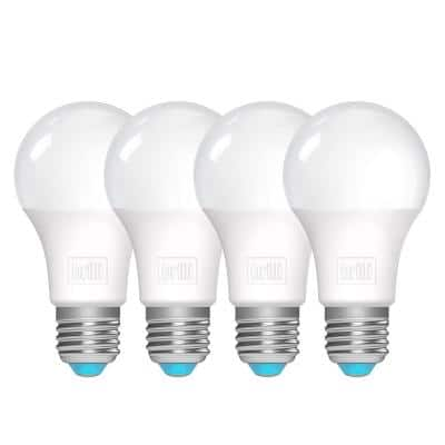 100-Watt Equivalent A21 Dimmable Brilli Charge-Up Energy Boosting LED Light Bulbs in White (4-Pack)