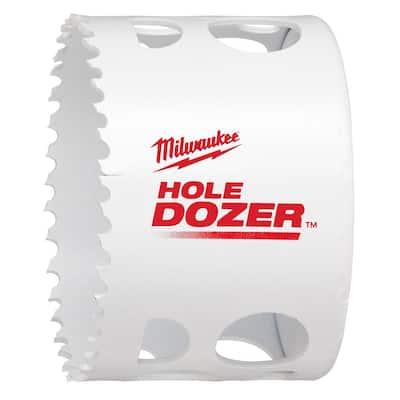 2-5/8 in. Hole Dozer Bi-Metal Hole Saw