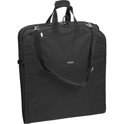 45 in. Extra Capacity Shoulder Strap Garment Bag
