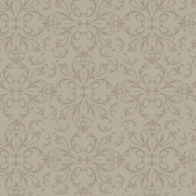 Victorian Baroque Wall and Floor Stencil