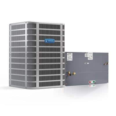 Signature 18,000 BTU 1.5 Ton 14 SEER Central Split System A/C Only Condenser and Horizontal 'B' Coil - 208-Volt/230-Volt