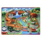 Multi-Color 5 ft. x 7 ft. Juvenile Indoor/Outdoor Area Rug