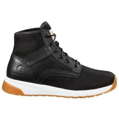 Men's Force 5 in. Black Nano Composite Toe Sneaker Boot - 10.5(M)