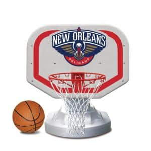 New Orleans Pelicans NBA Competition Swimming Pool Basketball Game