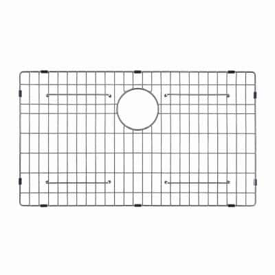 Stainless Steel Bottom Grid for KHU100-30 Single Bowl 30in. Kitchen Sink, 27 ½in. x 15 11/16in. x 1 3/8in.