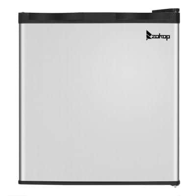 1.1 cu. ft. Manual Defrost Residential Portable Upright Freezer