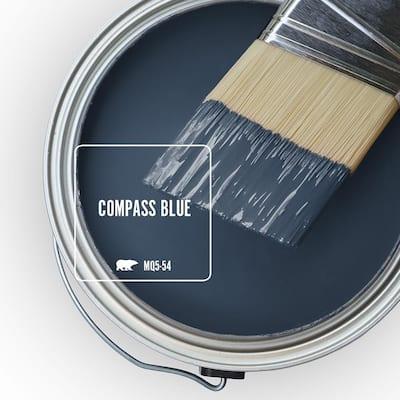 MQ5-54 Compass Blue Paint