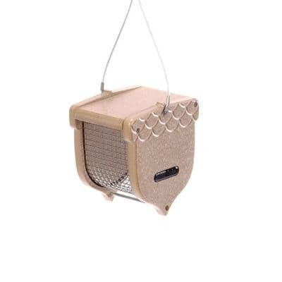 Recycled Peanut Feeder, Taupe