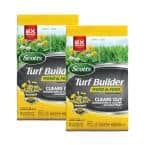 Turf Builder 15 lb. 10,000 sq. ft. Weed and Feed Lawn Fertilizer (2-Pack)