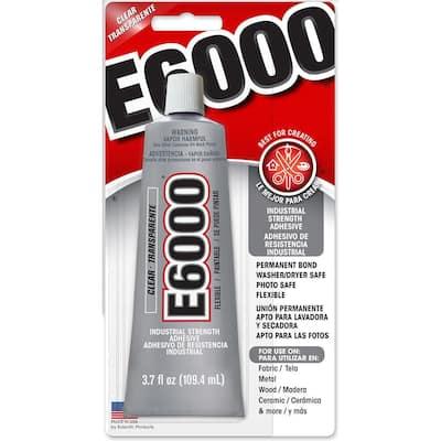 3.7 fl. oz. Clear Medium Viscosity Adhesive (6-Pack)