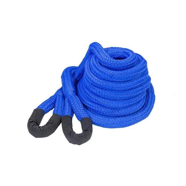 DITCH PIG DitchPig 11/4 in. x 30 ft. 44200 lbs. Breaking Strength Kinetic Energy Vehicle Recovery Rope