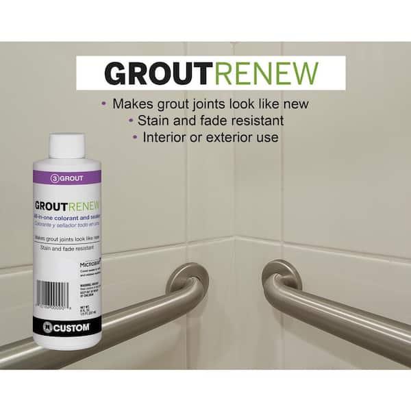 NEW Shadow Grout framework Guggenheim in Platinum Brushed Inside White 20,0