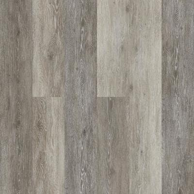 Rough Wood 6 in. x 36 in. Luxury Vinyl Plank Peel And Stick Wall (18 sq. ft. / Case)