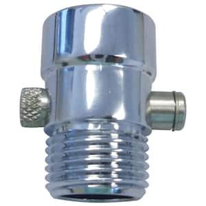 Shower Head Push-Button Flow Reducer