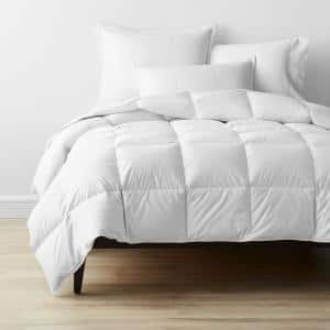 LaCrosse Light Warmth White Twin Down Comforter