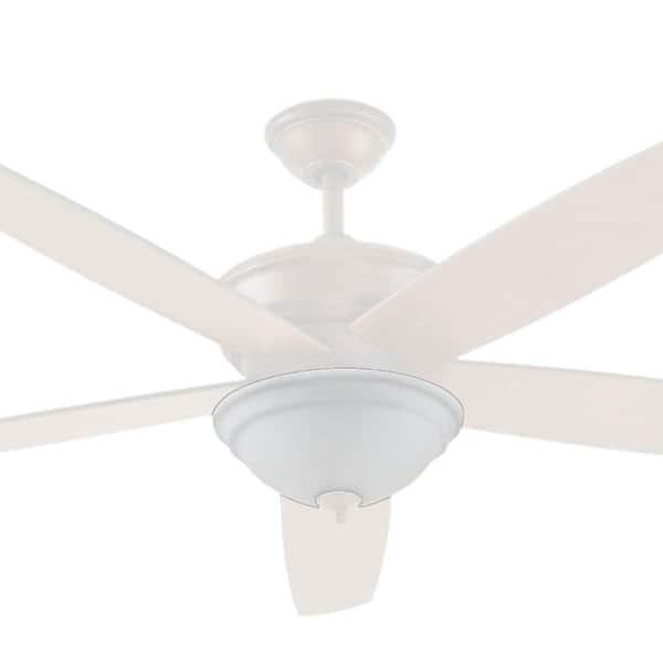 Mcfarland Mediterranean Bronze Ceiling Fan Replacement Glass Bowl 8239205853 The Home Depot