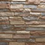 Pacific Ledge Stone Bristol Corners 10 lin. ft. Handy Pack Manufactured Stone