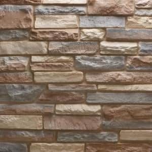 Pacific Ledge Stone Bristol Flats 150 sq. ft. Bulk Pallet Manufactured Stone