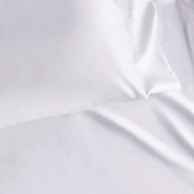 Legends® Hotel 450-Thread Count Wrinkle-Free Supima® Cotton Sateen Deep Flat Sheet