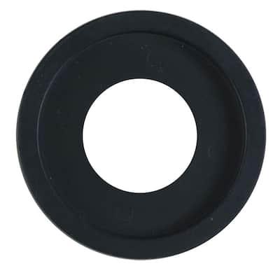 Flange Ring in Flat Black