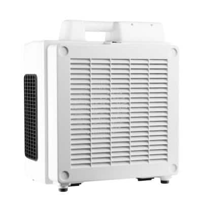 Professional 4-Stage Filtration HEPA Scrubber System Air Purifier