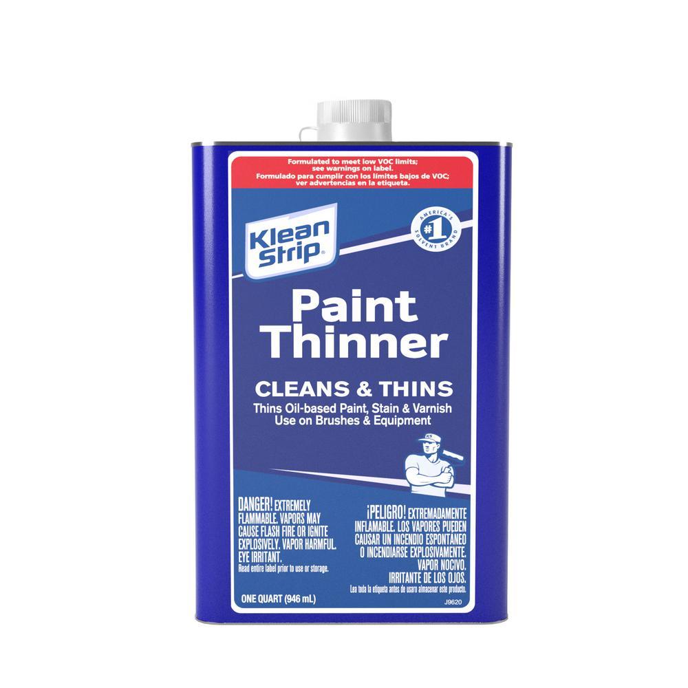 1 qt. Paint Thinner - South Coast Formula