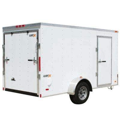 1868 lb. Enclosed Cargo Trailer