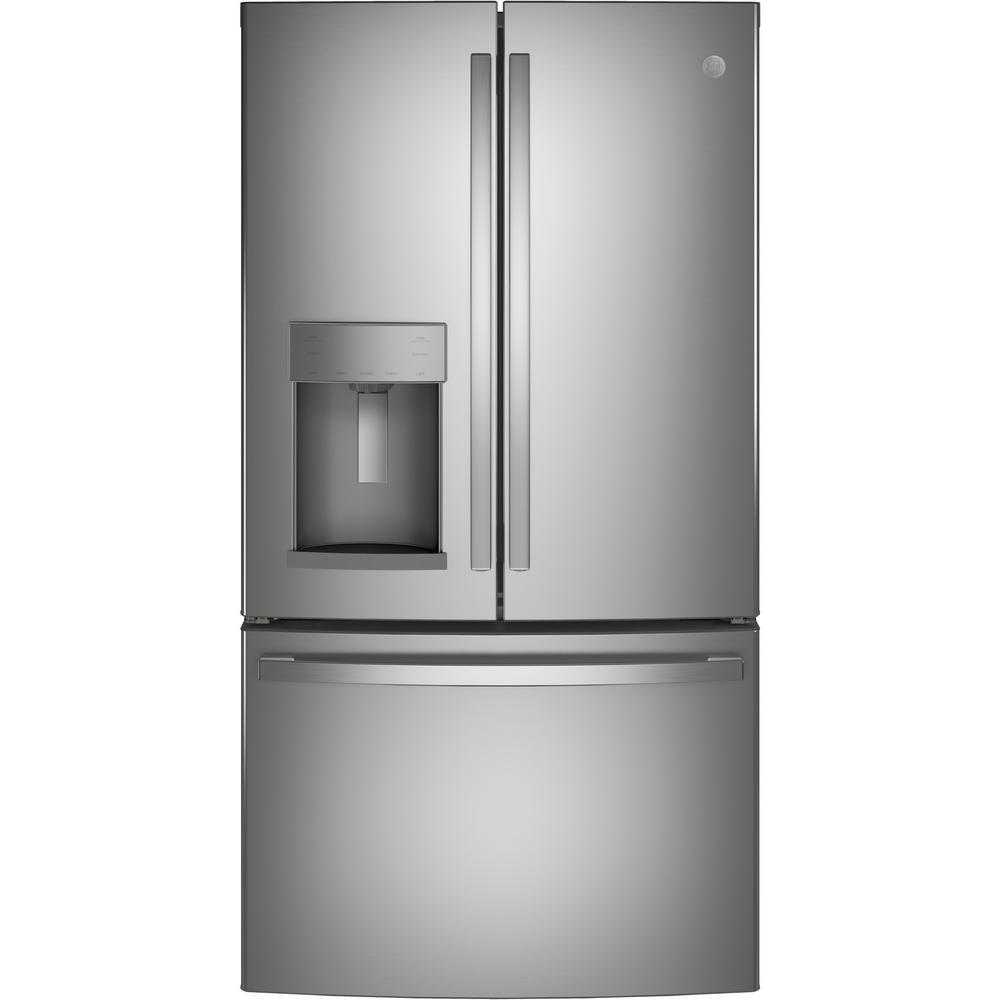 27.7 cu. ft. French Door Refrigerator in Fingerprint Resistant Stainless Steel, ENERGY STAR