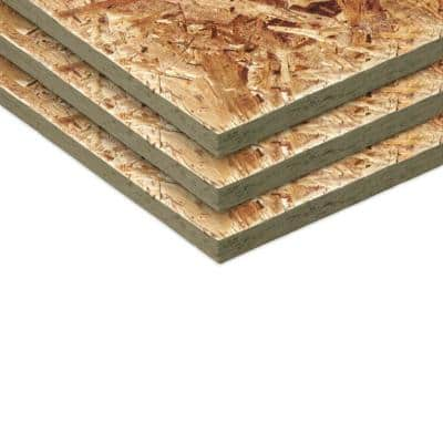 7/16 in. x 4 ft. x 9 ft. Osb Wall Sheathing Structural Panel