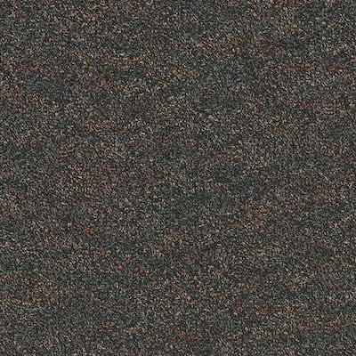 High Falls Debut Loop 24 in. x 24 in. Carpet Tile (18 Tiles/Case)