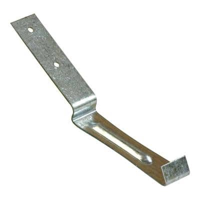 4 in. Steel Fascia Gutter Hanger