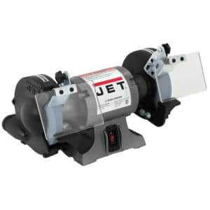 1/2 HP 6 in. Industrial Metalworking Bench Grinder, 115-Volt JBG-6A