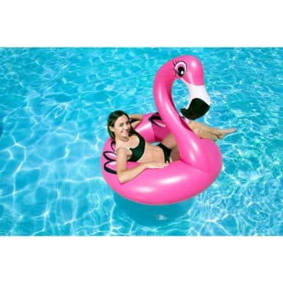 48 inch Flamingo Swimming Pool Float Tube