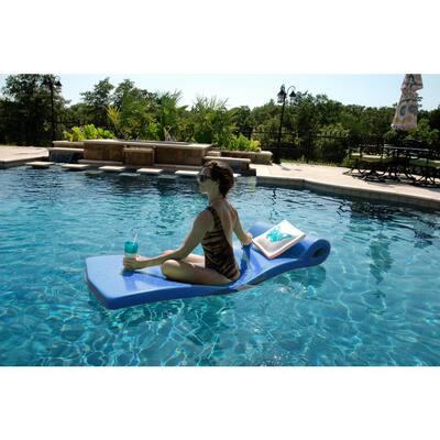 Metallic Blue Sunsation Ultra Pool Float