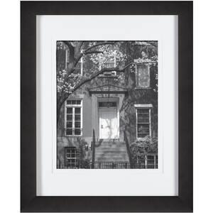 8 in. x 10 in. Black Picture Frame
