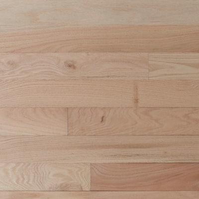 #1 Common Oak 3/4 in. Thick x 2-1/4 in. Wide x Random Length Solid Hardwood Flooring (19.5 sq. ft. / bundle)