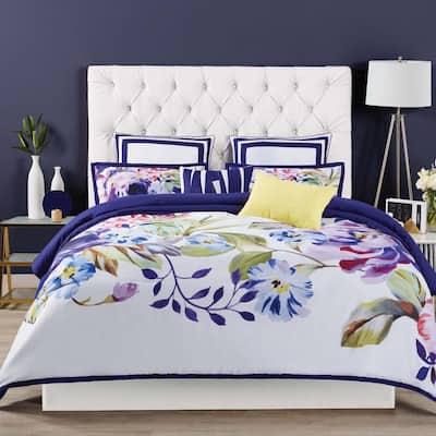Garden Bloom 2-Piece Multiple Twin XL Comforter Set