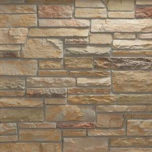 Pacific Ledge Stone Mendocino Flats 150 sq. ft. Bulk Pallet Manufactured Stone