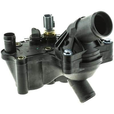 Engine Coolant Thermostat Housing Assembly