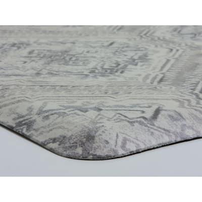 Grey Harper 60 in. x 20 in. Anti-Fatigue Comfort Long Mat