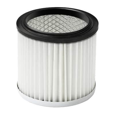 Replacement Cartridge Filter for Ash Vacuum