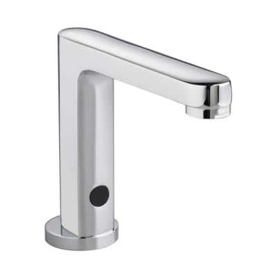Moments Selectronic DC Powered Single Hole Touchless Bathroom Faucet 0.5 gpm in Polished Chrome