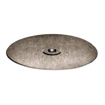 Vintage Steel Ceiling Fan Wet Location Plate for Ceiling Fan Light Fixtures
