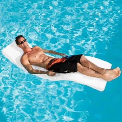 Vanilla Floating In-Pool Luxury Lounge for Swimming Pools