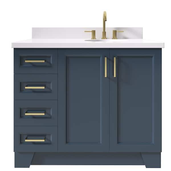 Ariel Taylor 43 In W X 22 D Bath, Bathroom Vanity Tops 43 X 22