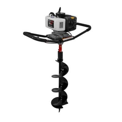 52 cc 2-Cycle One-Man Earth Auger with 8 in. Bit