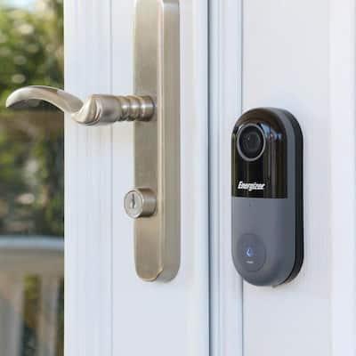 Wired Video 1080p Smart Door Bell Kit