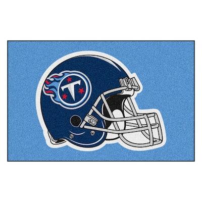 NFL - Tennessee Titans Helmet Rug - 19in. x 30in.